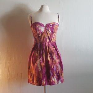 Bisou Bisou strappy little dress